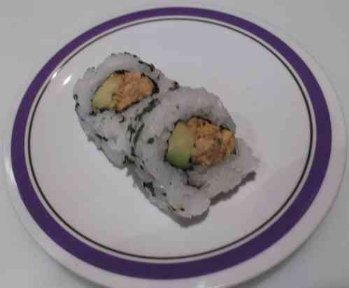 Lachsspicy Roll