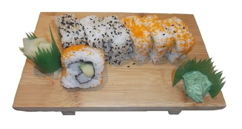 Cali Inside-out Roll Bento