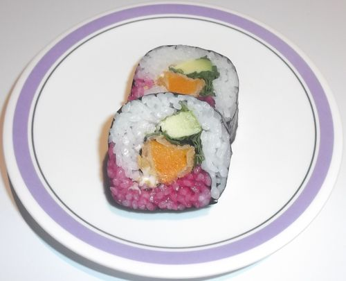 Crown Vegi Roll (Kürbis)